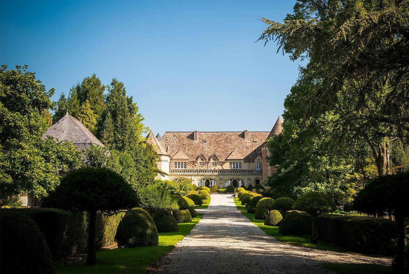 Het kasteel : Chateau de lu0026#39;epine : Kasteel in Picardiu00eb - Acheux-en ...